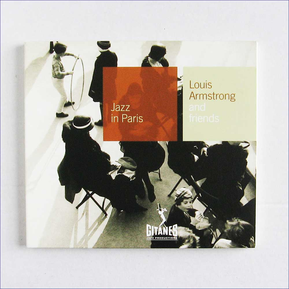 Louis Armstrong & Friends - Jazz In Paris (013979-2)