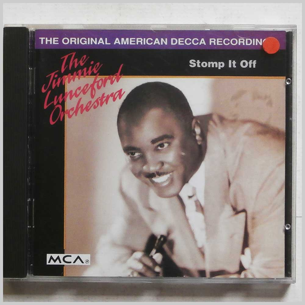 The Jimmie Lunceford Orchestra - Stomp It Off (11105160827)