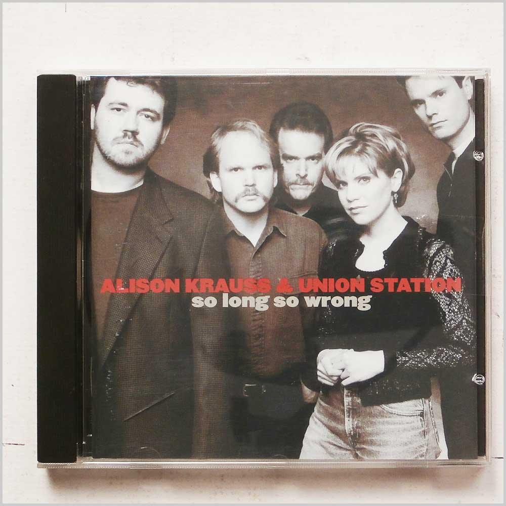 Alison Krauss and Union Station - So Long So Wrong (11661036529)
