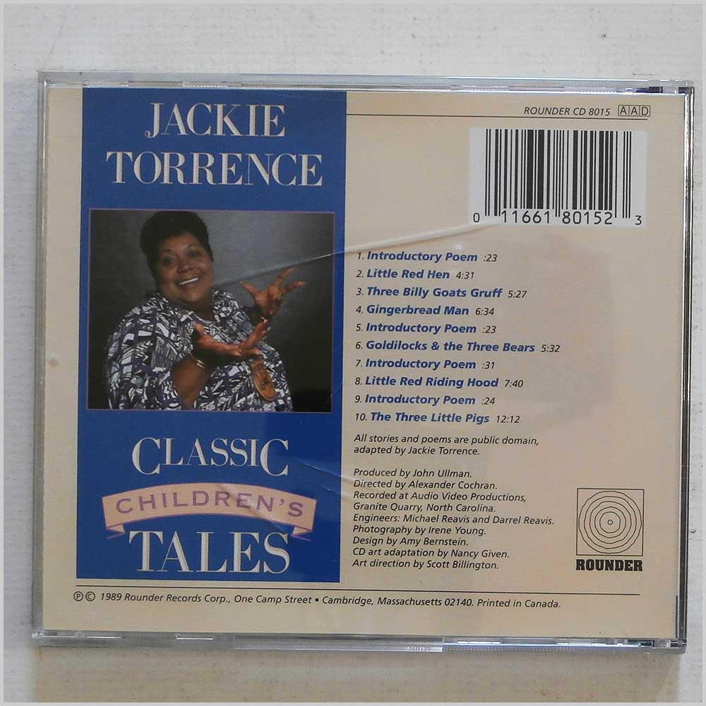 Jackie Torrence - Classic Children's Tales (11661801523)