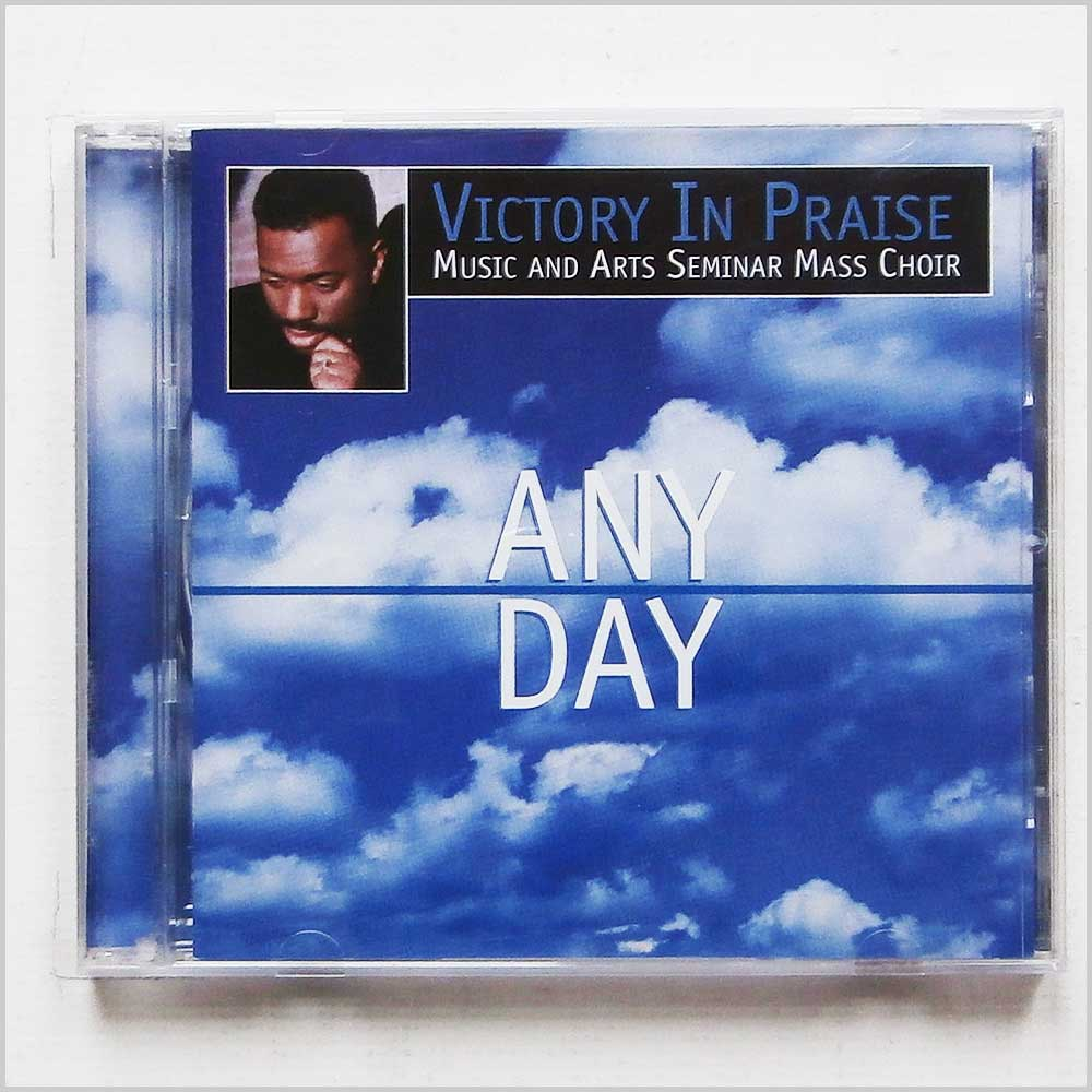 VIP Victory In Praise Music and Arts Seminar Mass Choir - Any Day (12414311726)