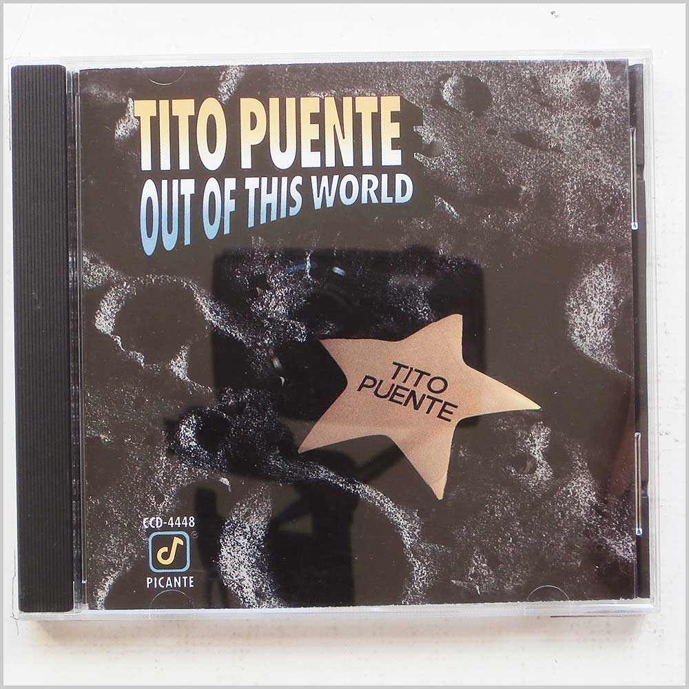 Tito Puente - Out of This World (13431444824)