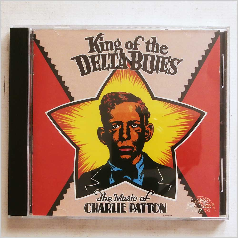 Charlie Patton - King of the Delta Blues (16351020123)