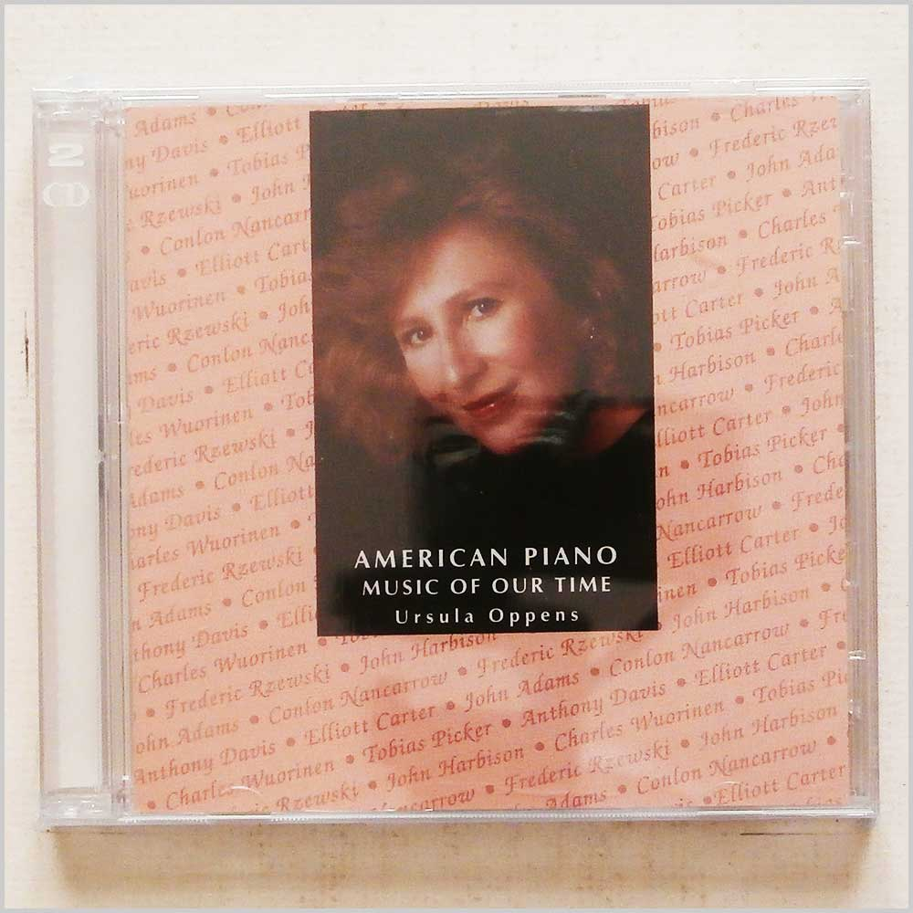 Ursula Oppens - American Piano Music of Our Time (17685086229)