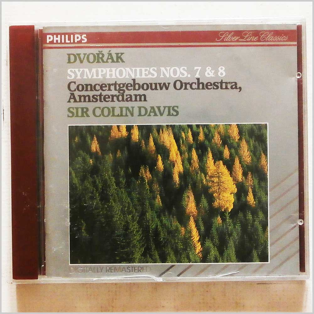 Sir Colin Davis - Dvorak: Symphonies 7 and 8 (28942089020)