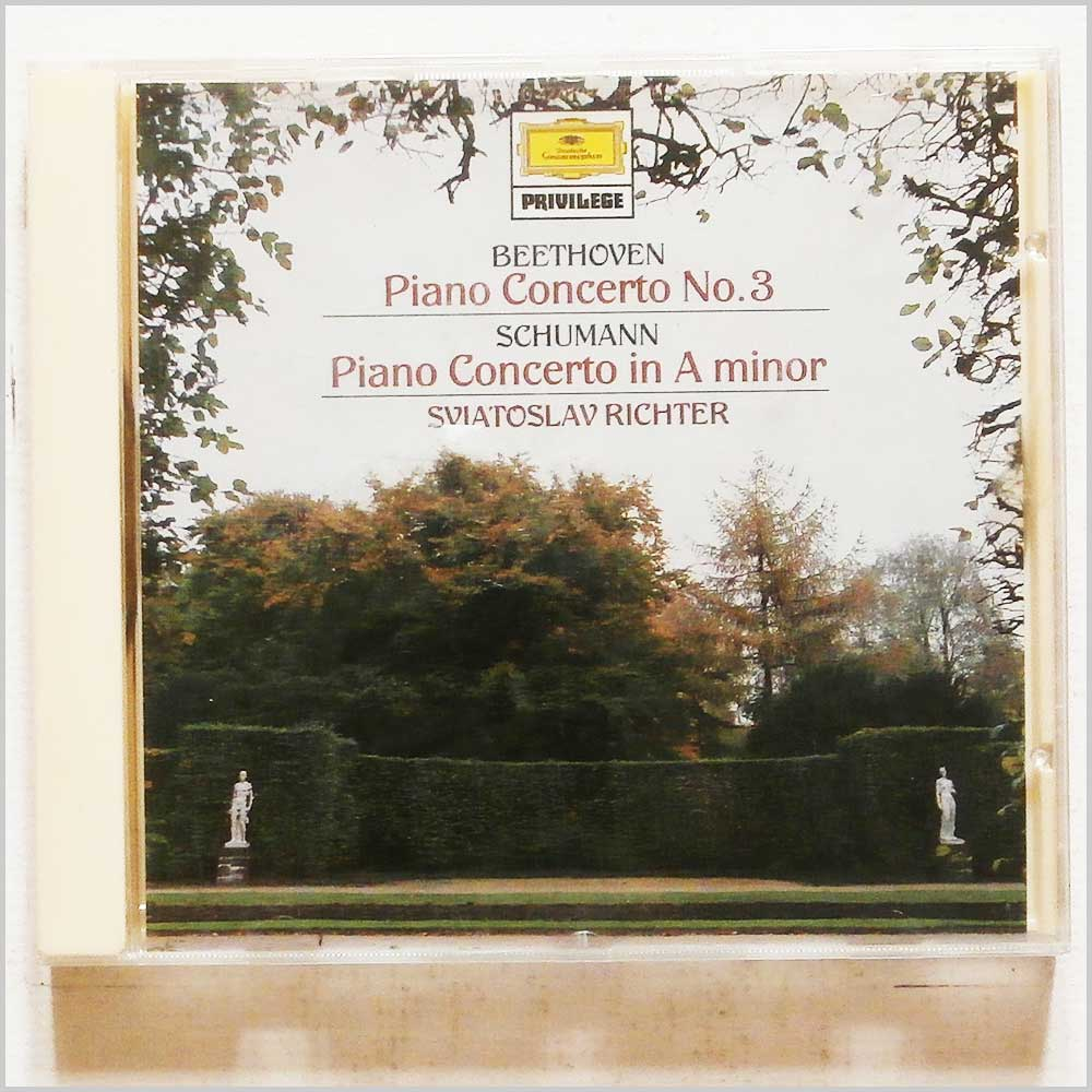 Sviatosi Richter - Beethoven: Piano Concerto No.3, Schumann: Piano Concerto in A Minor (28942719828)