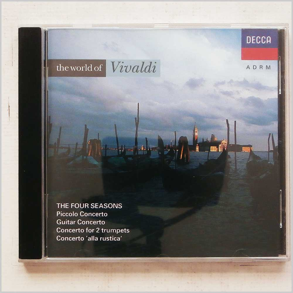 Various - The World Of Vivaldi: The Four Seasons (28943386623)