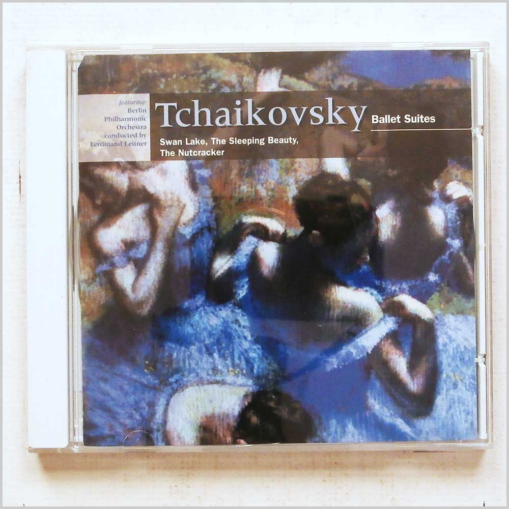 Ferdinand Leitner, Berlin Philharmonic Orchestra - Tchaikovsky: Swan Lake, The Sleeping Beauty, The Nutcracker (28945002927)