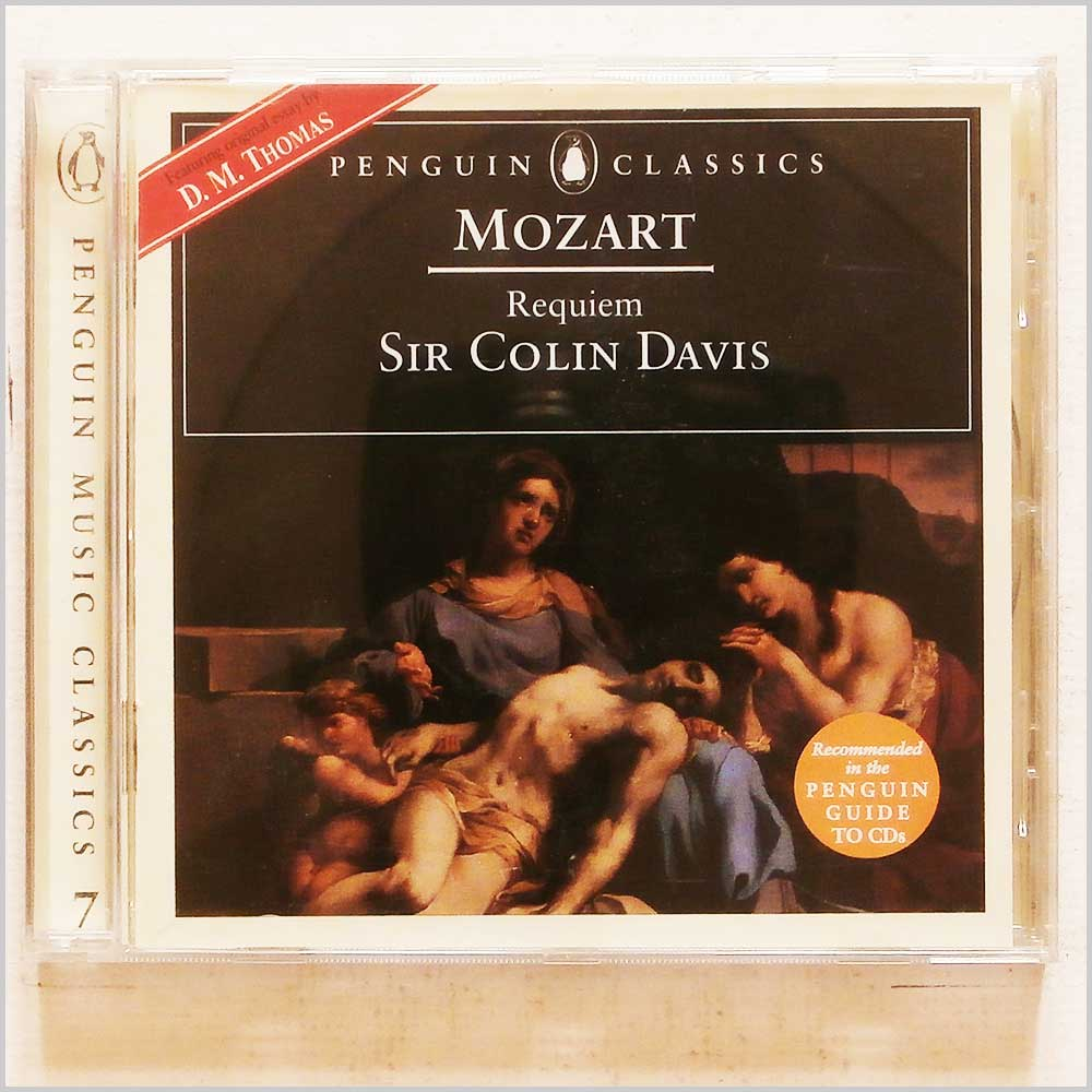 Sir Colin Davis - Mozart: Requiem (28946060728)