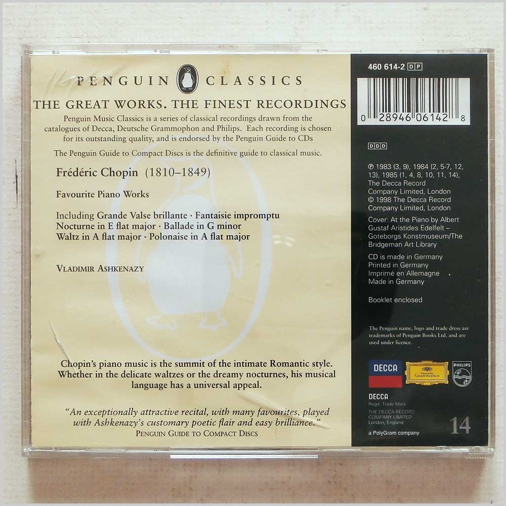 Vladimir Ashkenazy - Chopin: Favourite Piano Works (28946061428)