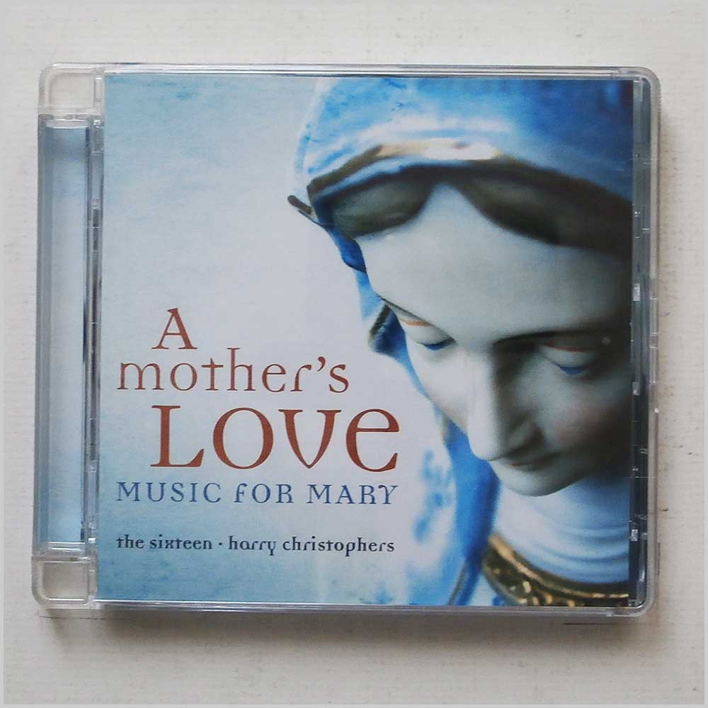 Harry Christophers and The Sixteen - A Mother's Love Music For Mary (28947662952)