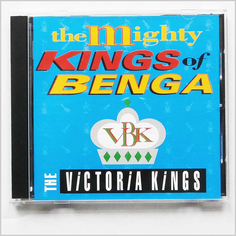 The Victoria Benga - The Mighty Kings of Benga (29667307925)