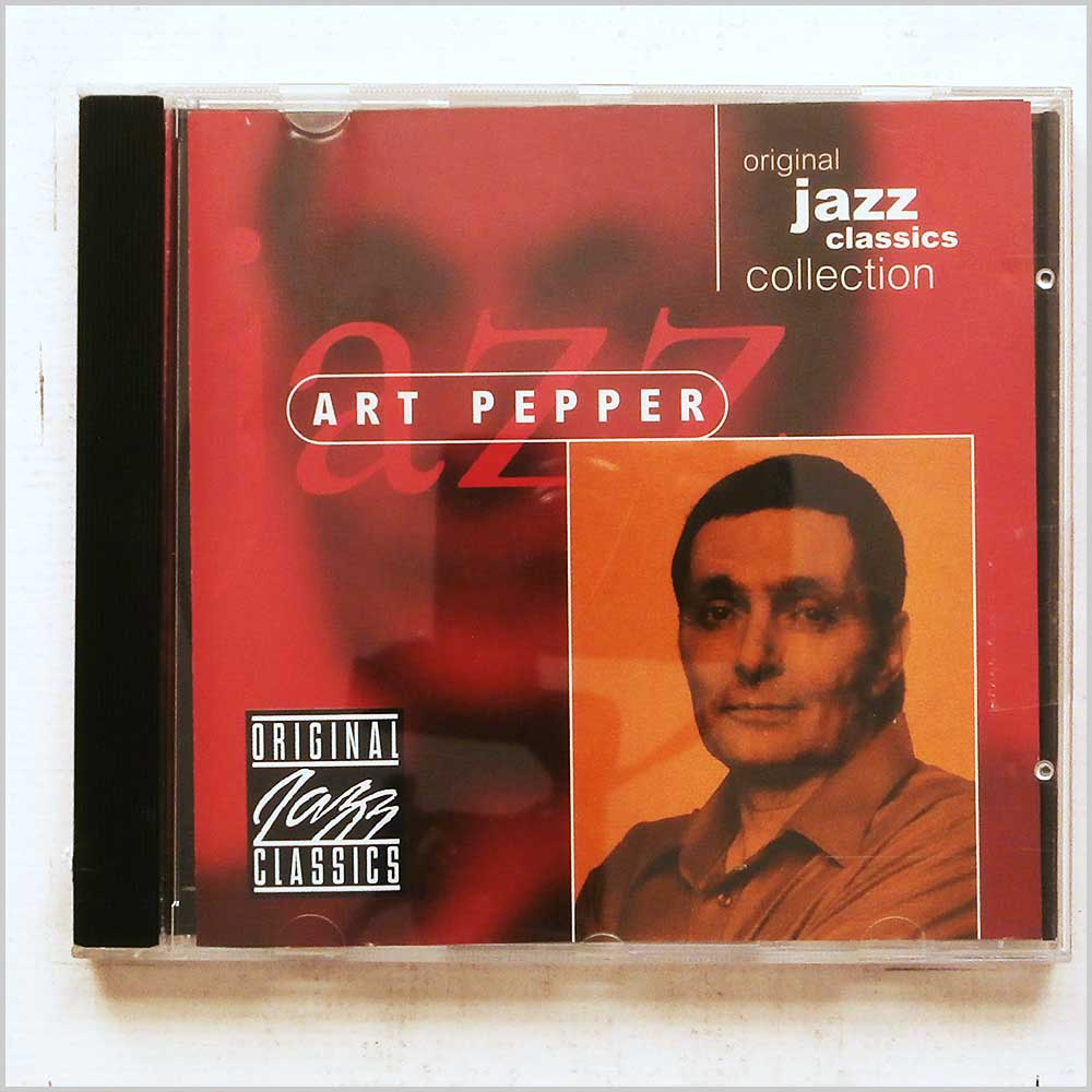 Art Pepper - Original Jazz Classics: Art Pepper (29667880428)