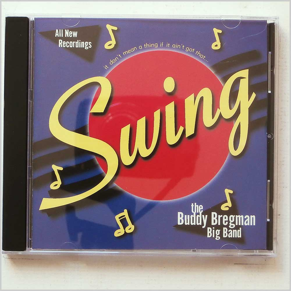 The Buddy Bregman Big Band - It Don't Mean a Thing If It Ain't Got That Swing (30206597929)