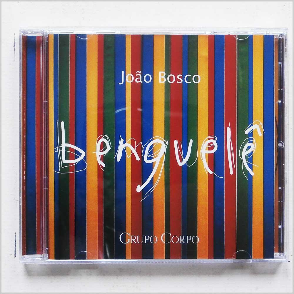 JOAO BOSCO, GRUPO CORPO - Benquele - CD