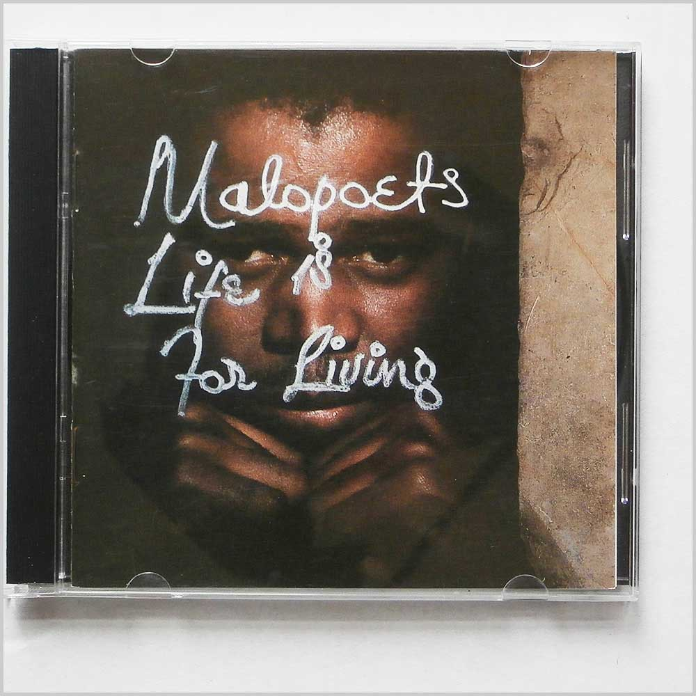 Malopoets - Life is for Living (3268440301348)