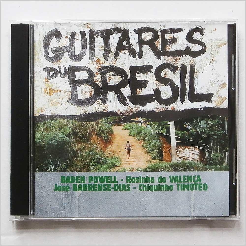 BADEN POWELL AND JOSE BARRENSE-DIAS - Guitares Du Bresil - CD