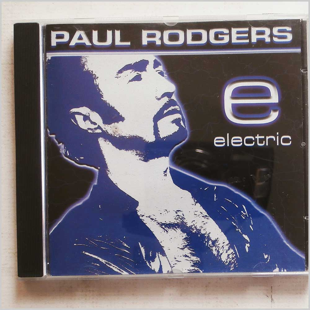 Paul Rodgers - Electric (4001617297025)