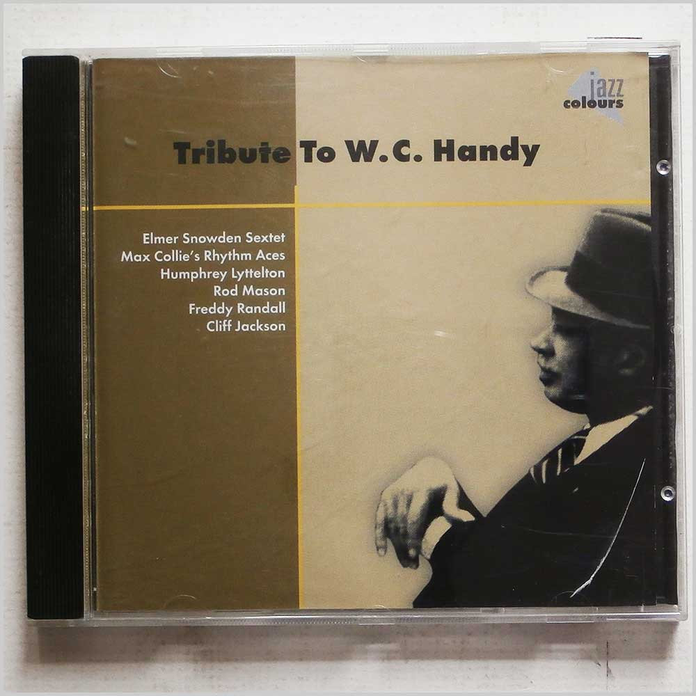 Various - Tribute to W.C. Handy (4002587473723)