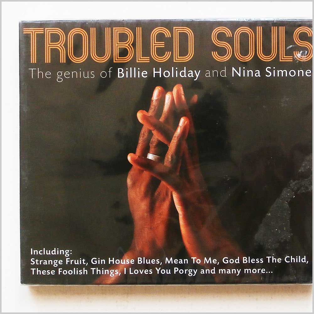BILLIE HOLIDAY AND NINA SIMONE - Troubled Souls - CD