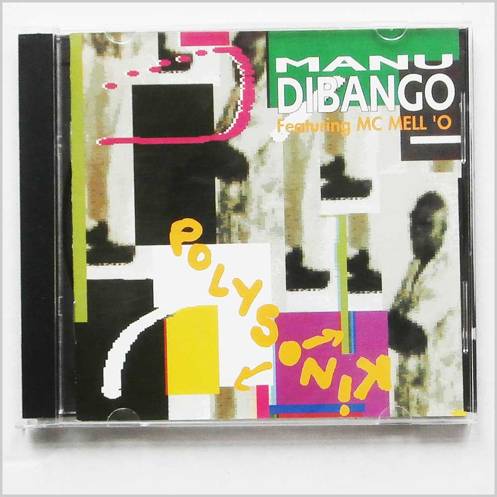 Manu Dibango and MC Mell'O' - Polysonik (4010394871977)