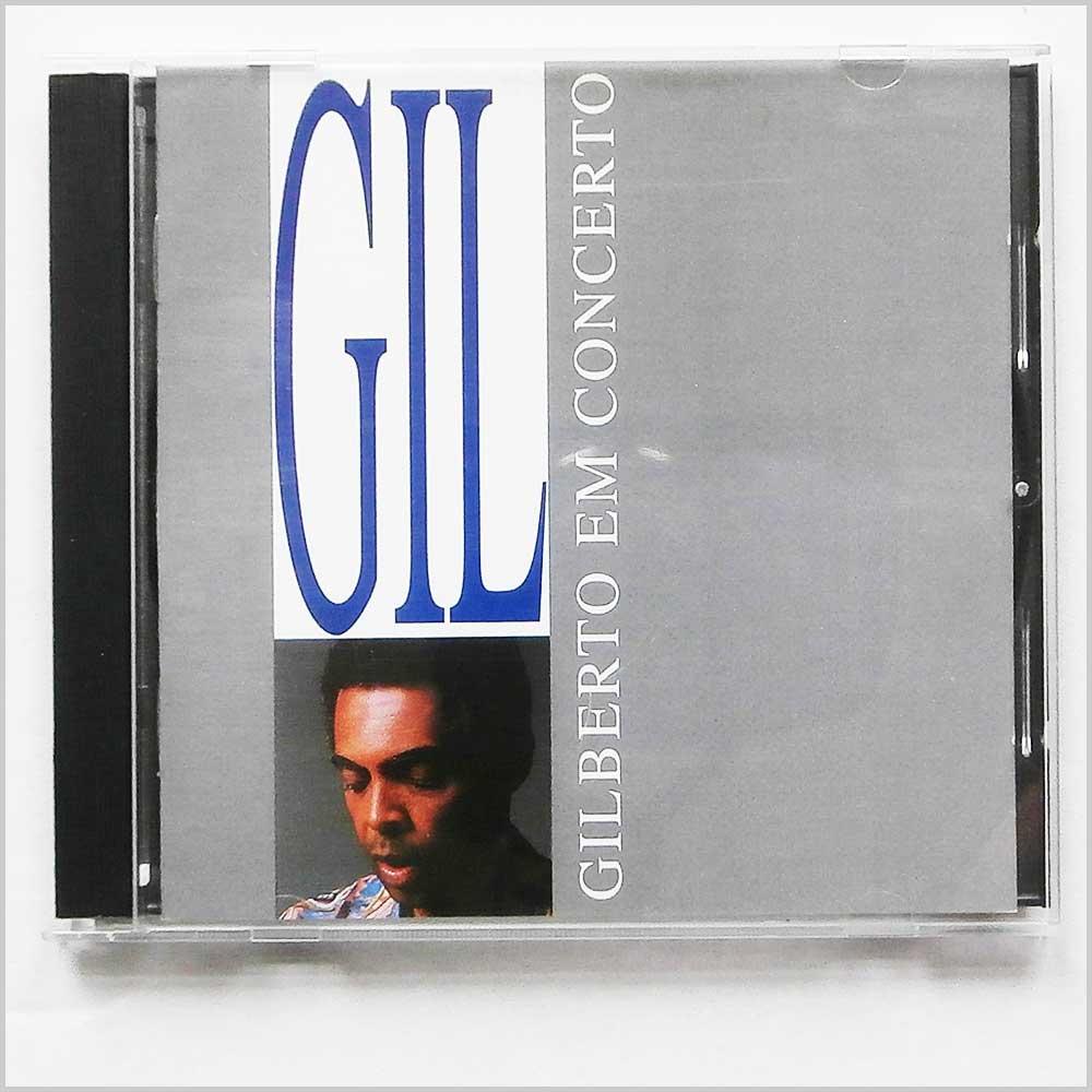 GILBERTO GIL - Gilberto Em Concerto - CD