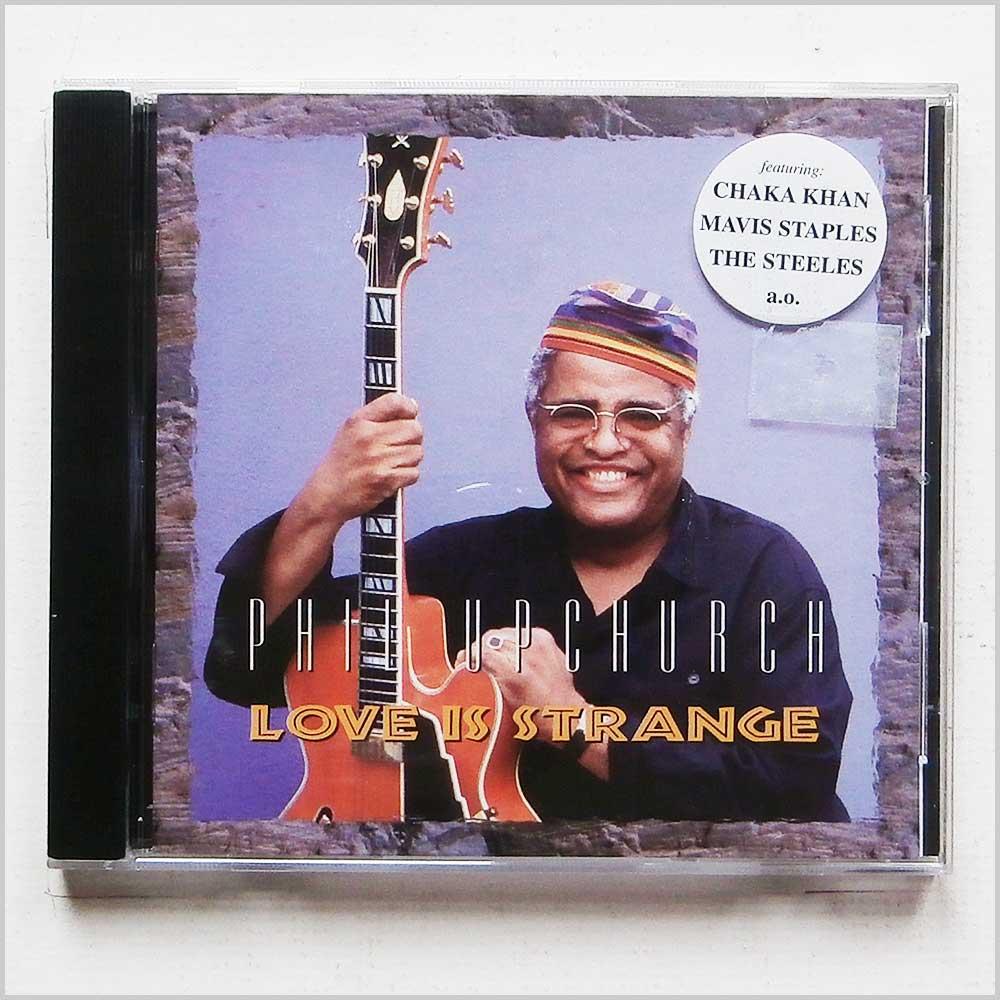 PHIL UPCHURCH - Love Is Strange - CD