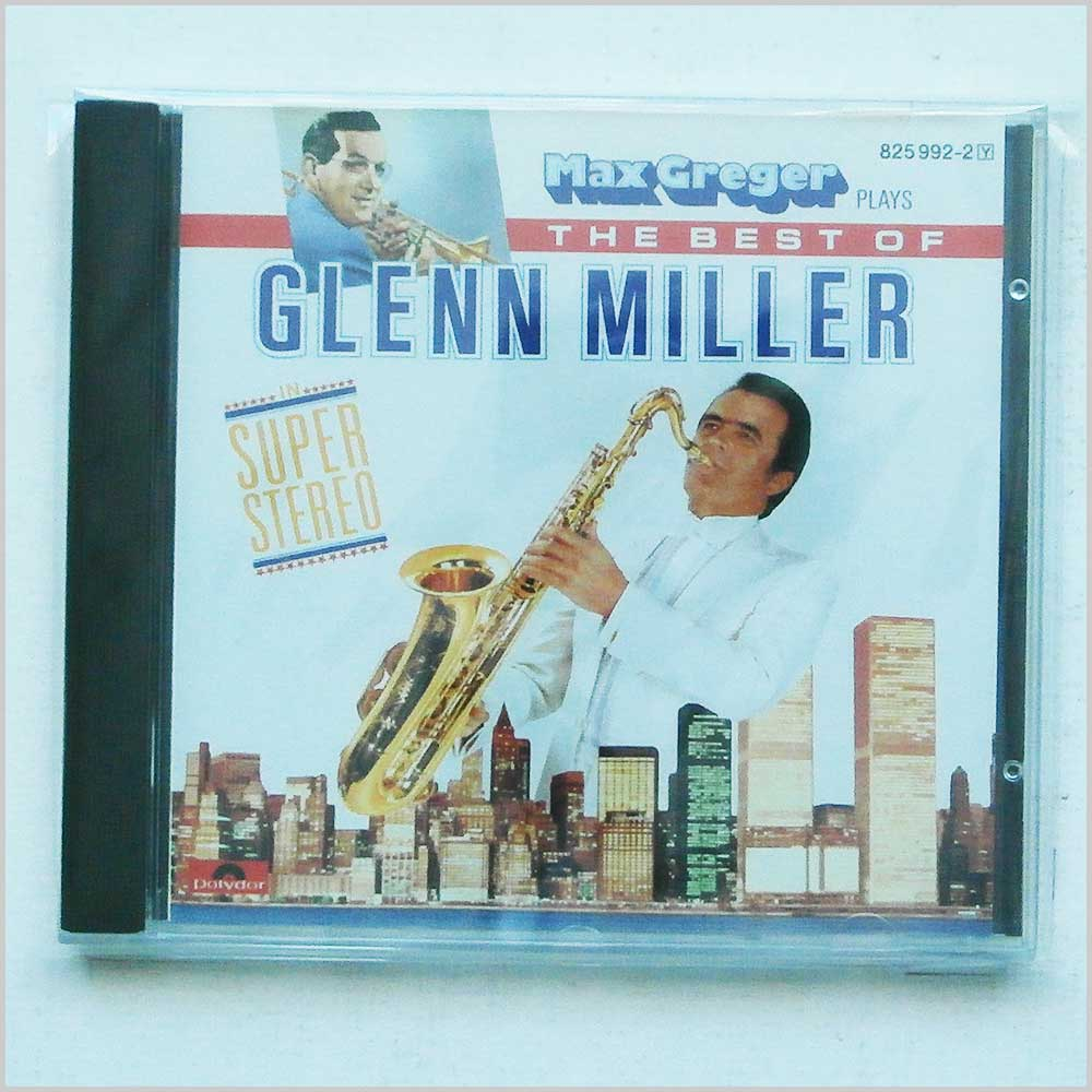 Max Greger - Max Greger Plays the Best of Glenn Miller (42282599223)