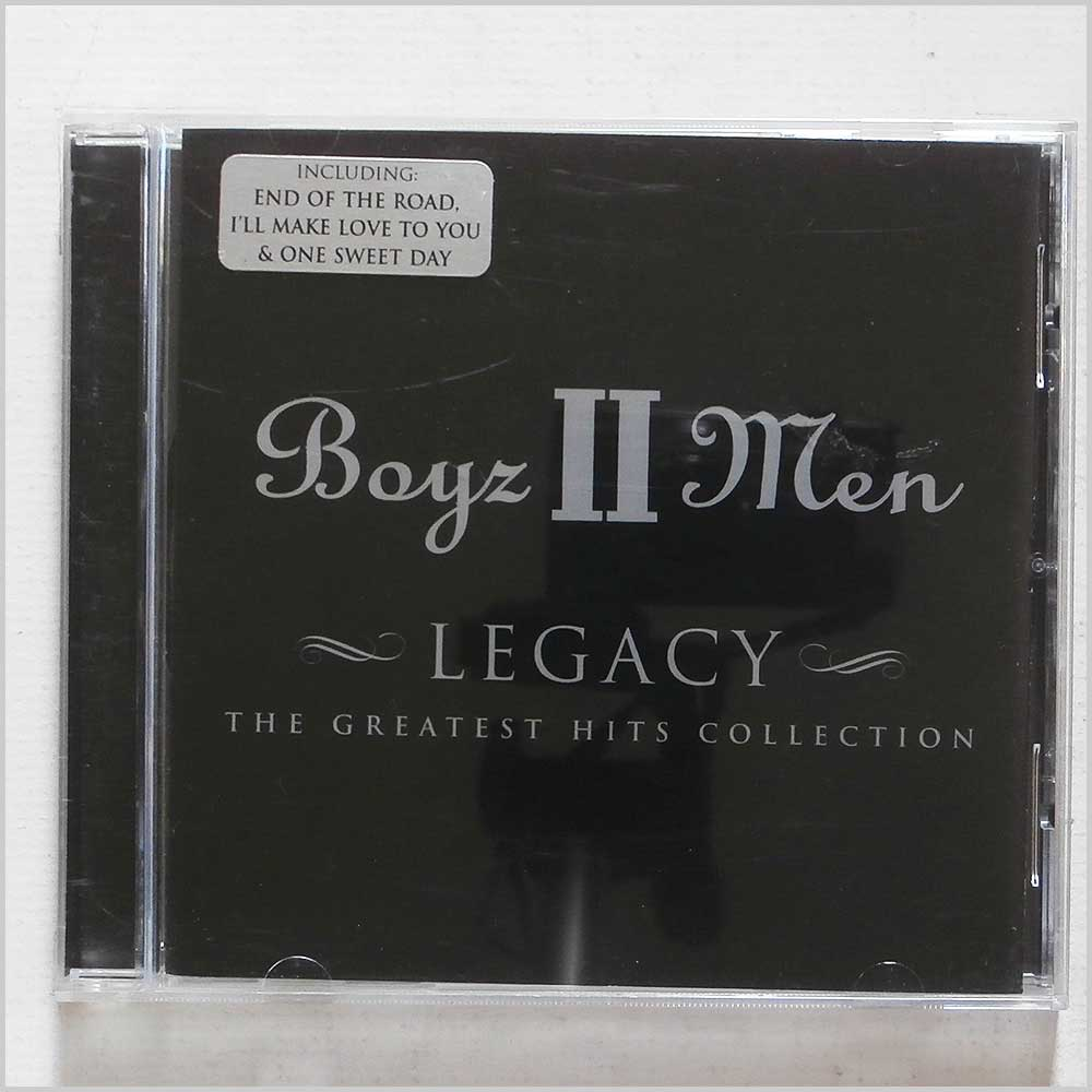Boyz II Men - Legacy: The Greatest Hits Collection (44001688829)