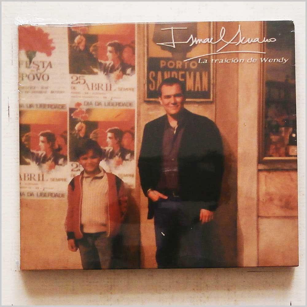 ISMAEL SERRANO - La Traicion De Wendy - CD