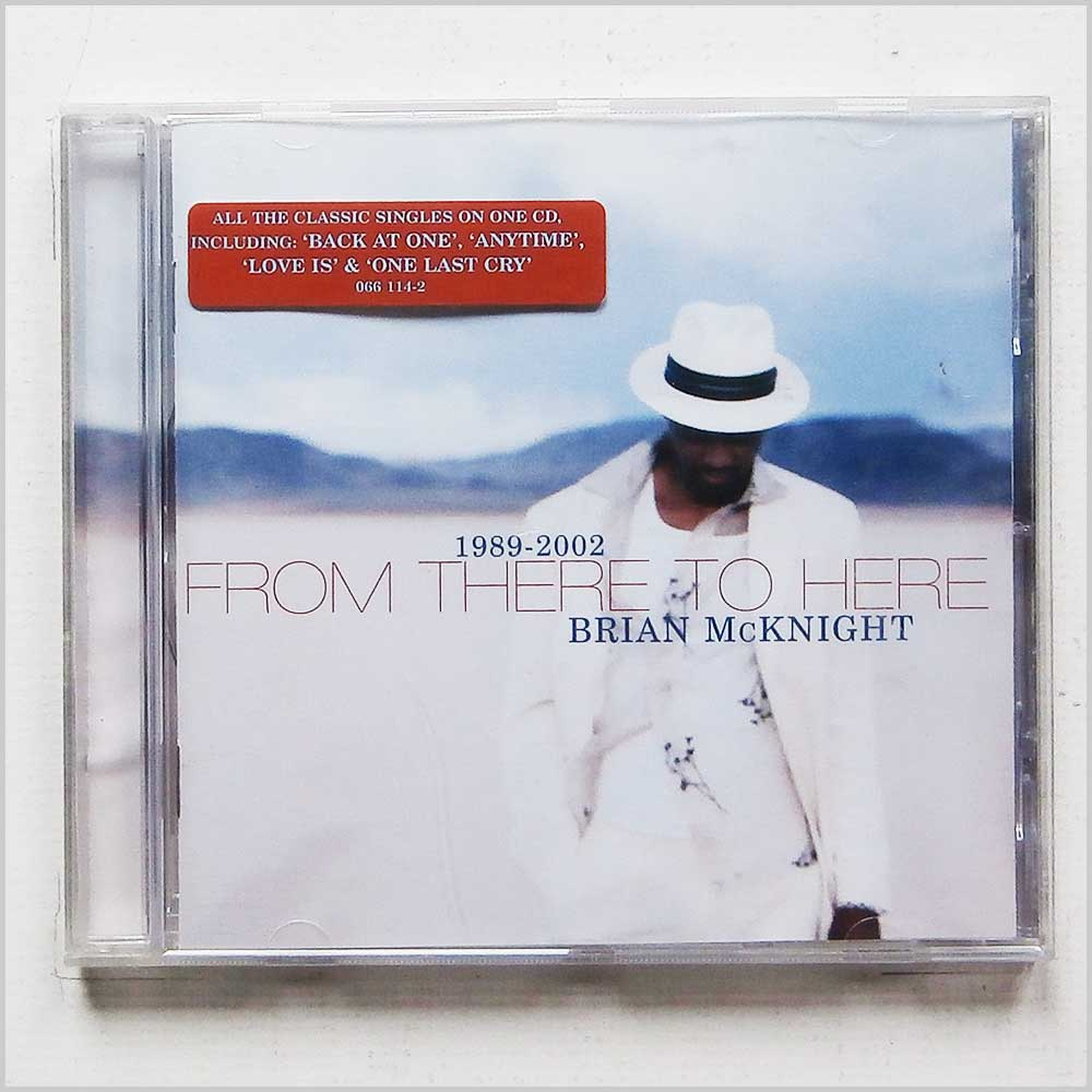 Brian McKnight - 1989-2002 From There To Here (44006611426)