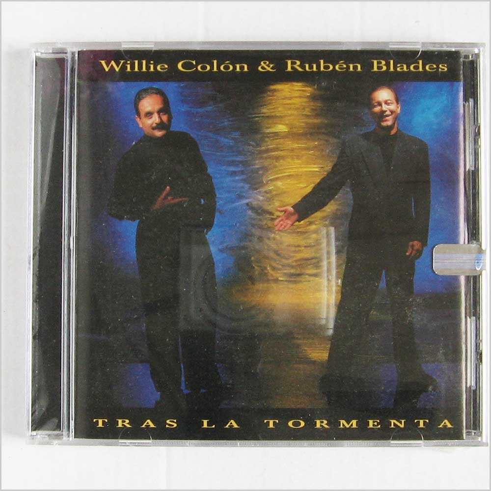 Willie Colon And Ruben Blades Latin Salsa Music Music Cds