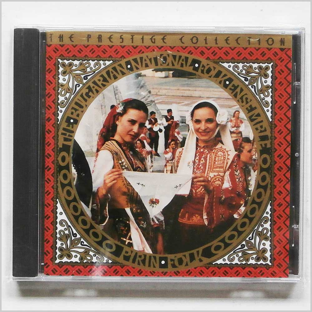 THE BULGARIAN NATIONAL FOLK ENSEMBLE - Pirin Folk - CD