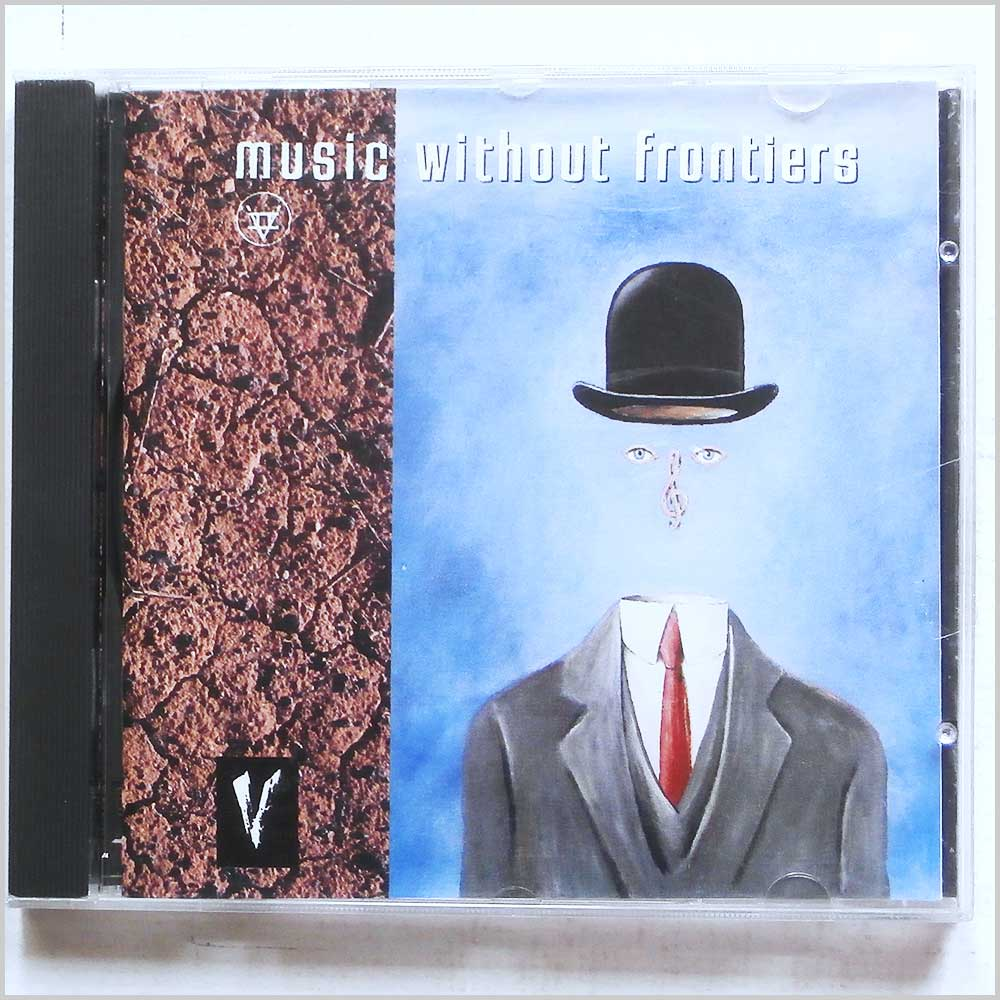 Various - Music Without Frontiers Volume Two (5012981300029)