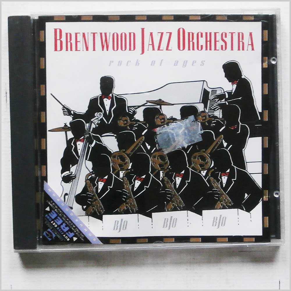 Brentwood Jazz Orchestra - Rock of Ages (5014182473397)