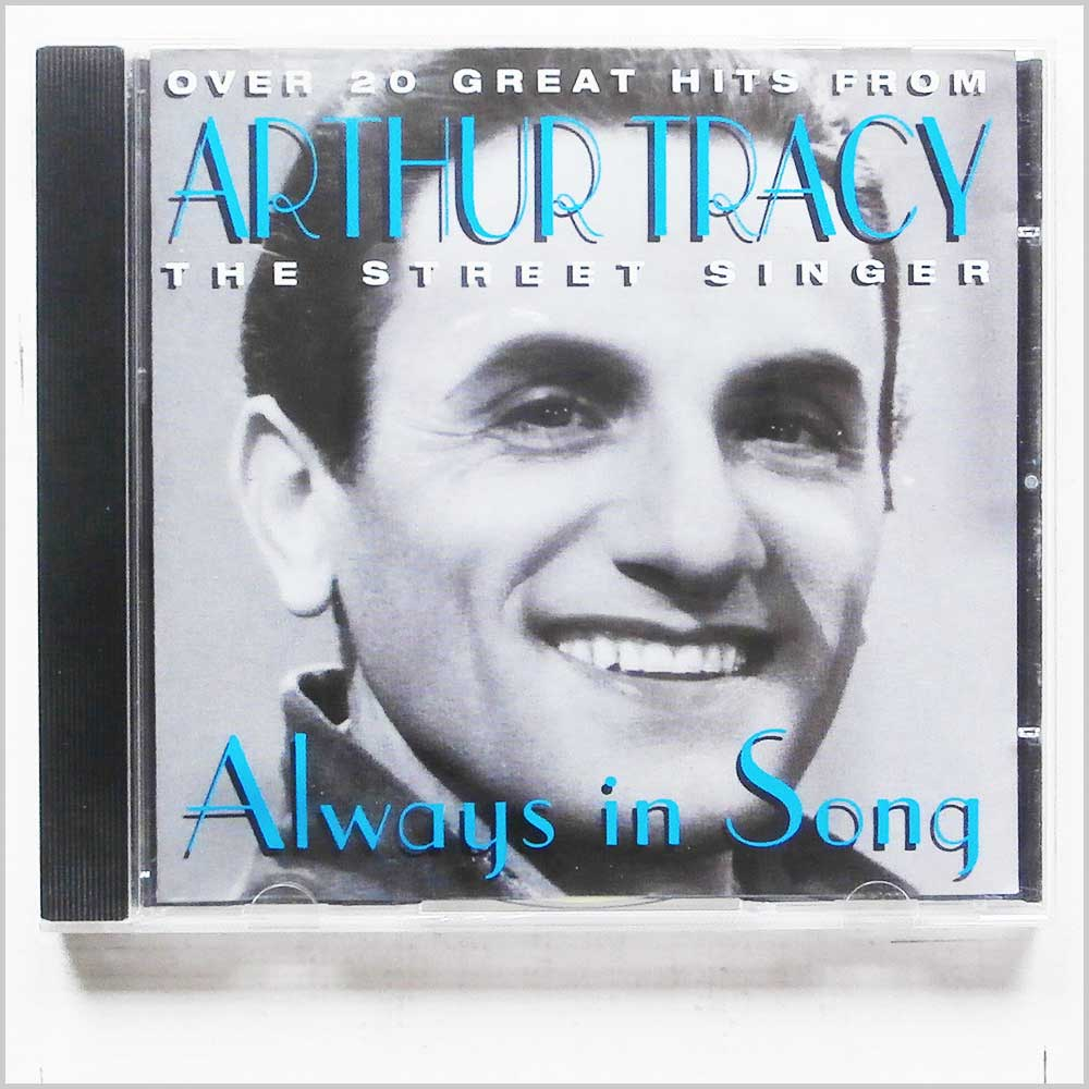 Arthur Tracy - Always in Song (5014293613620)