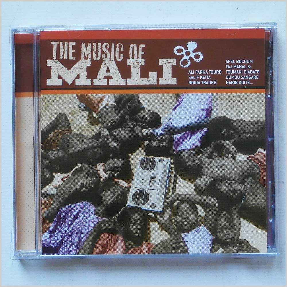 Various - Music of Mali (5014797132283)