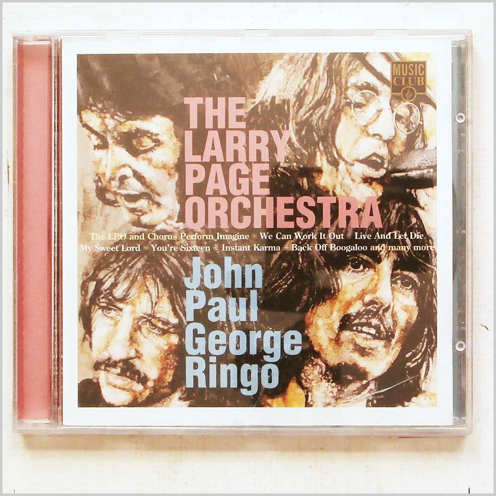 Larry Page and His Orchestra - John Paul George Ringo (5014797292550)