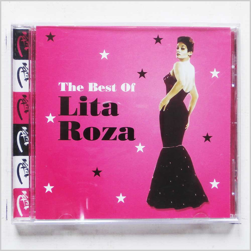Lita Roza - The Best of Lita Roza (5016073729422)