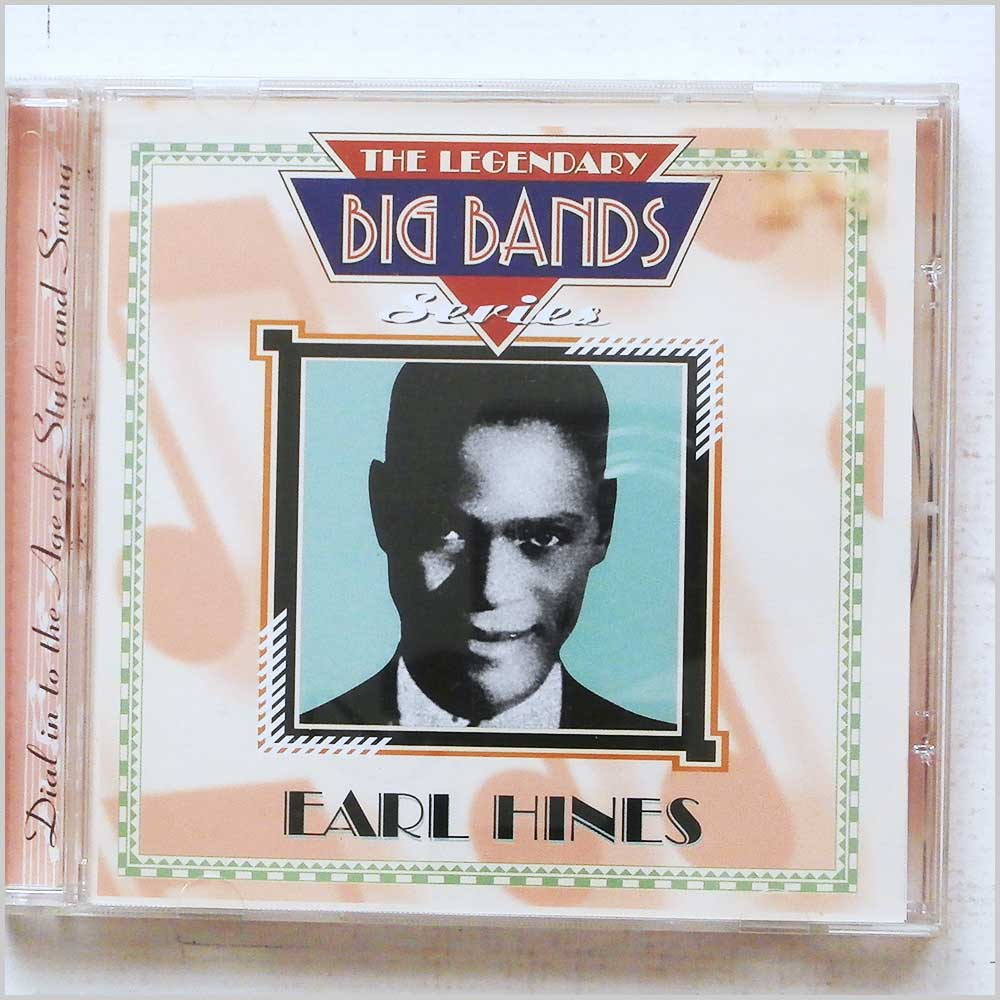 Earl Hines - Earl Hines: The Legendary Big Bands Series (5016073740526)