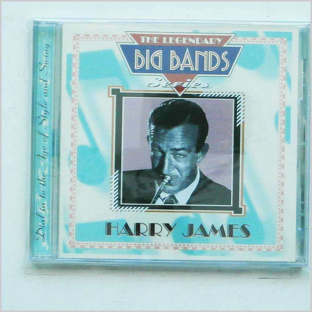 Harry James - The Legendary Big Bands Series (5016073741523)