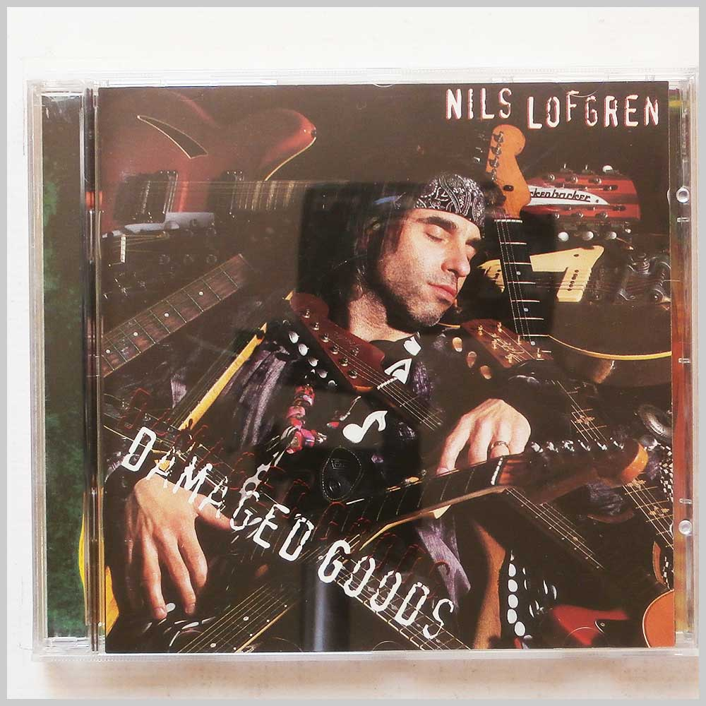 Nils Lofgren - Damaged Goods (5017615833720)