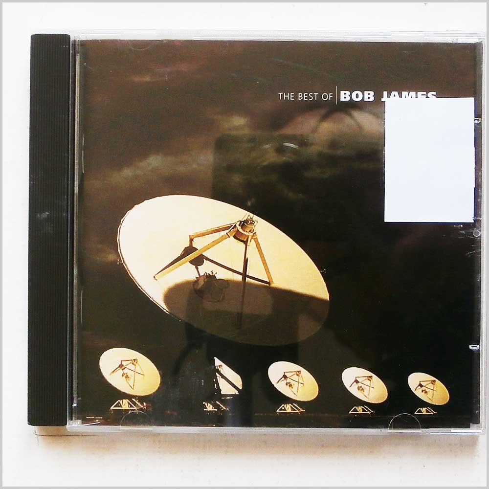Bob James - The Best of Bob James (5017615980721)