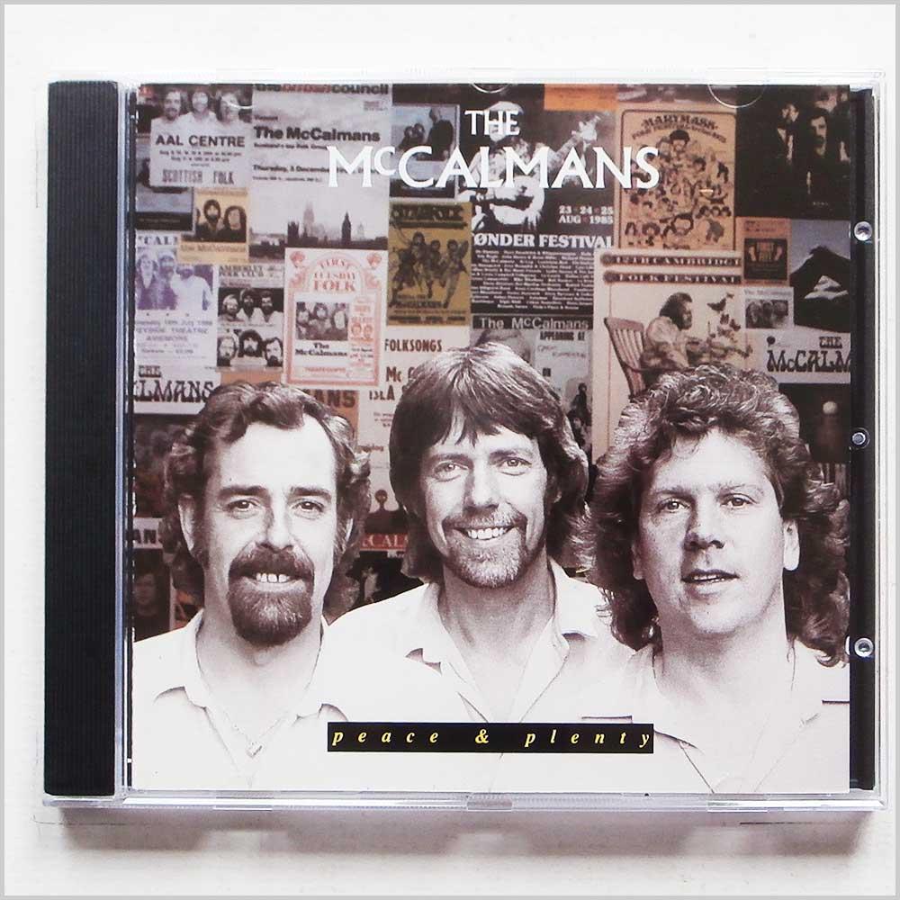 THE MCCALMANS - Peace and Plenty - CD