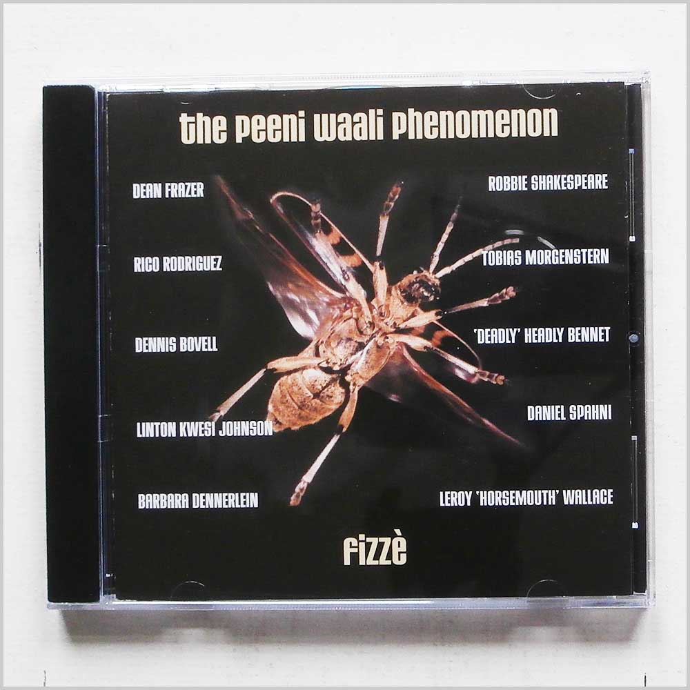 Peeni Waali, Fizze - The Peeni Waali Phenomenon (5019148622468)