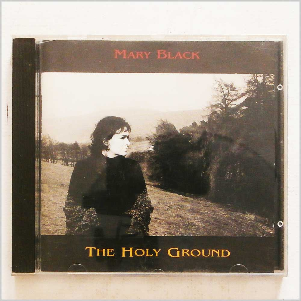 MARY BLACK - The Holy Ground - CD