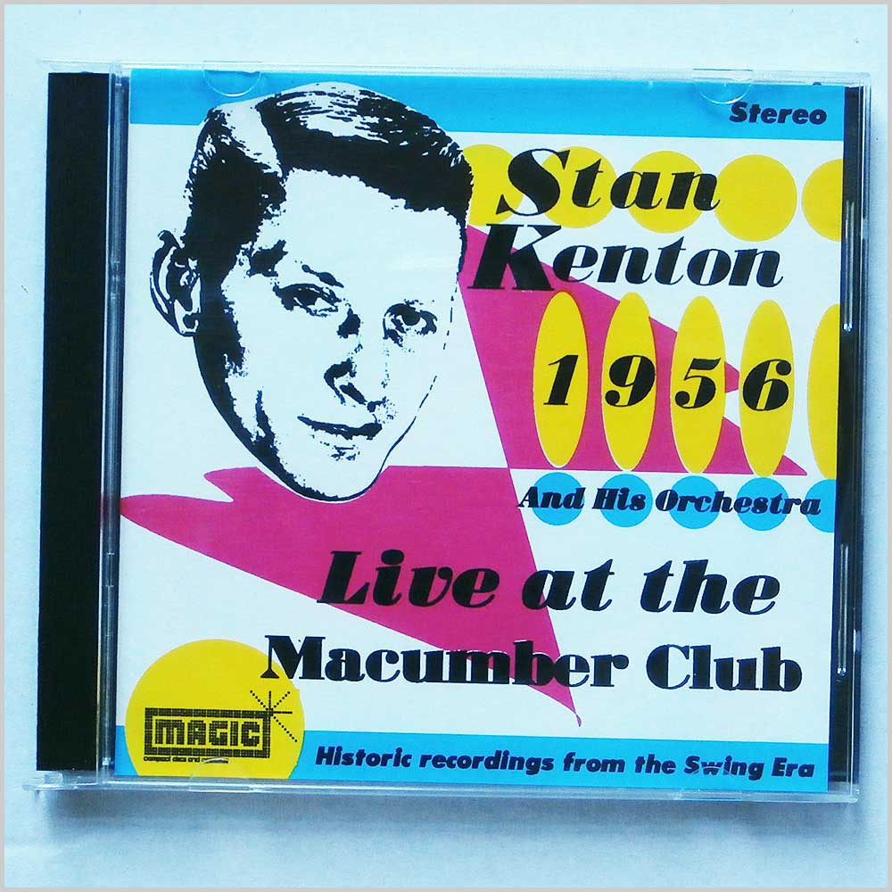 Stan Kenton And His Orchestra - At The Macumba Club (5019317000882)
