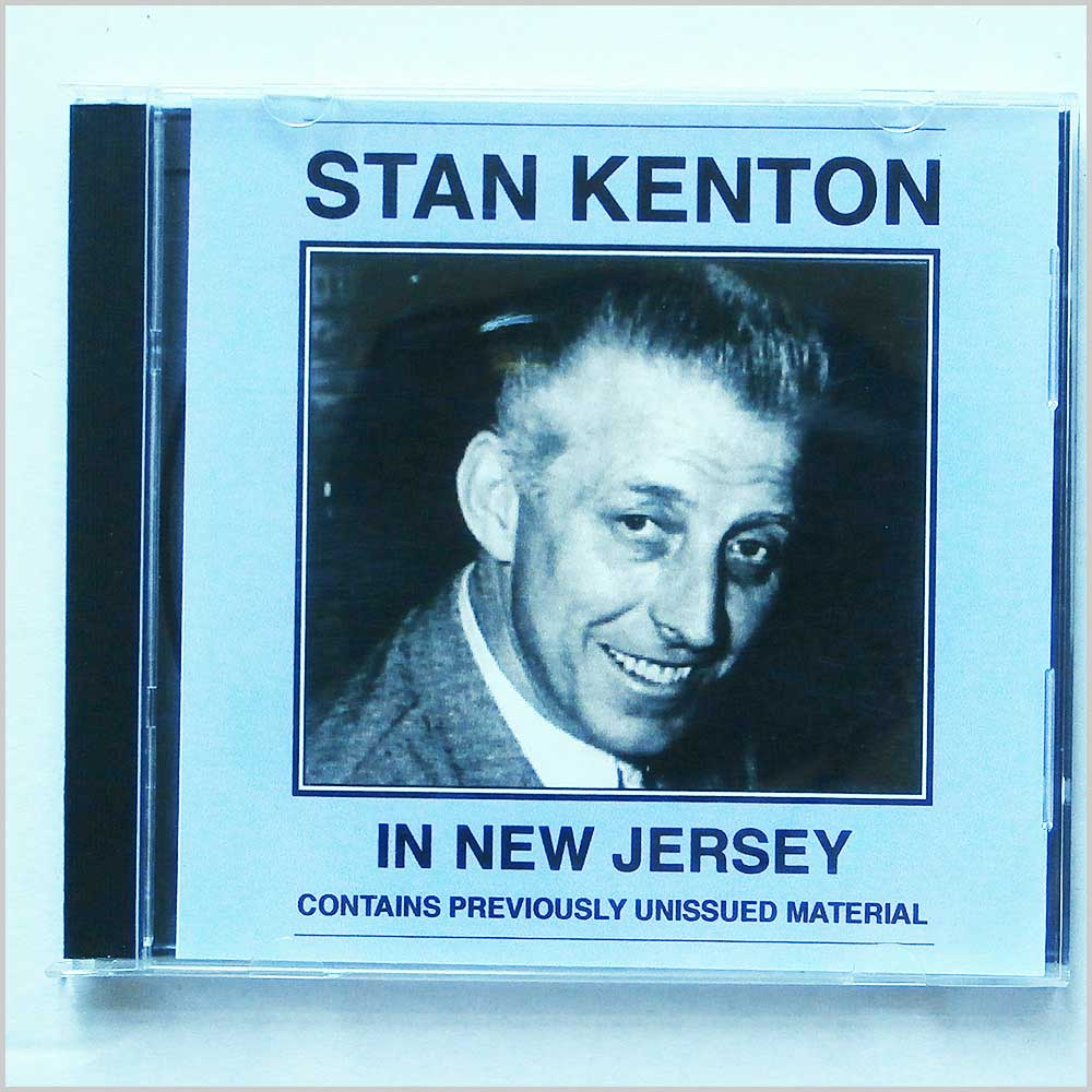 Stan Kenton - In New Jersey (5019317102821)