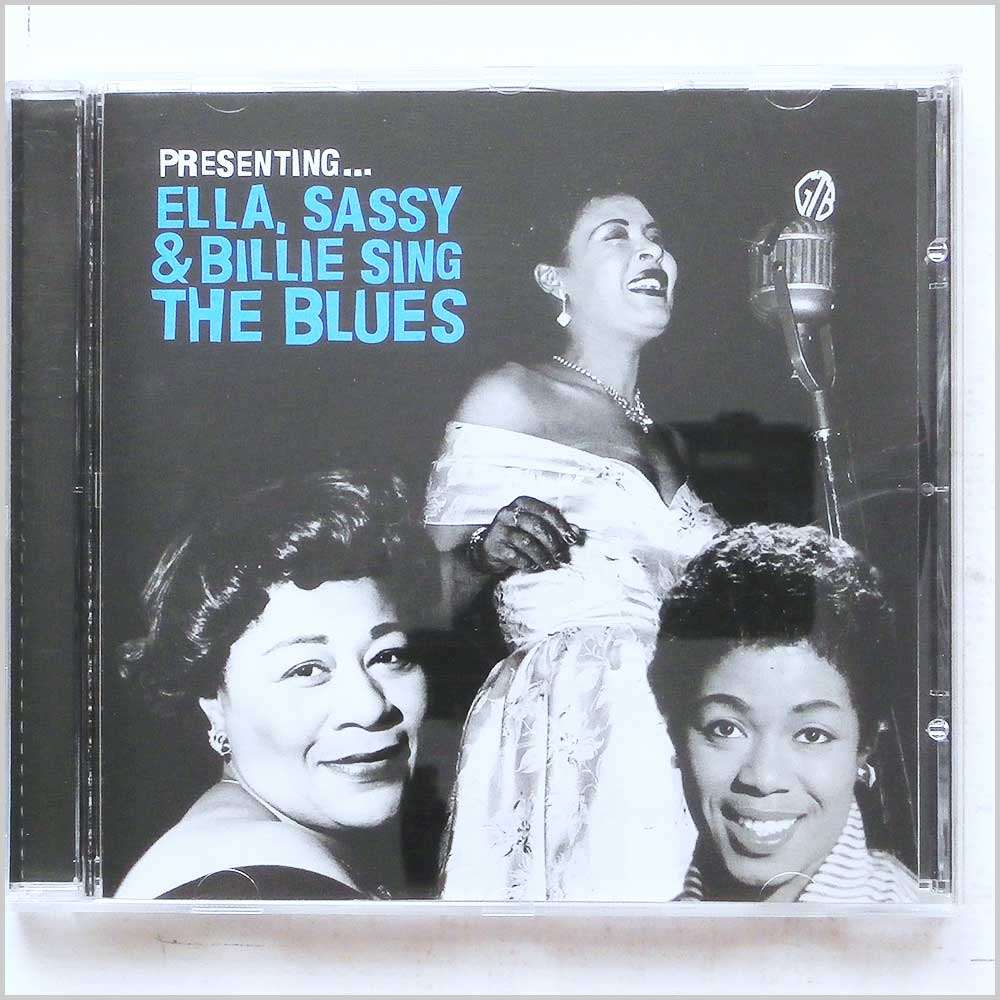 Various - Presenting Ella, Sassy and Billie Sing the Blues (5022508207045)