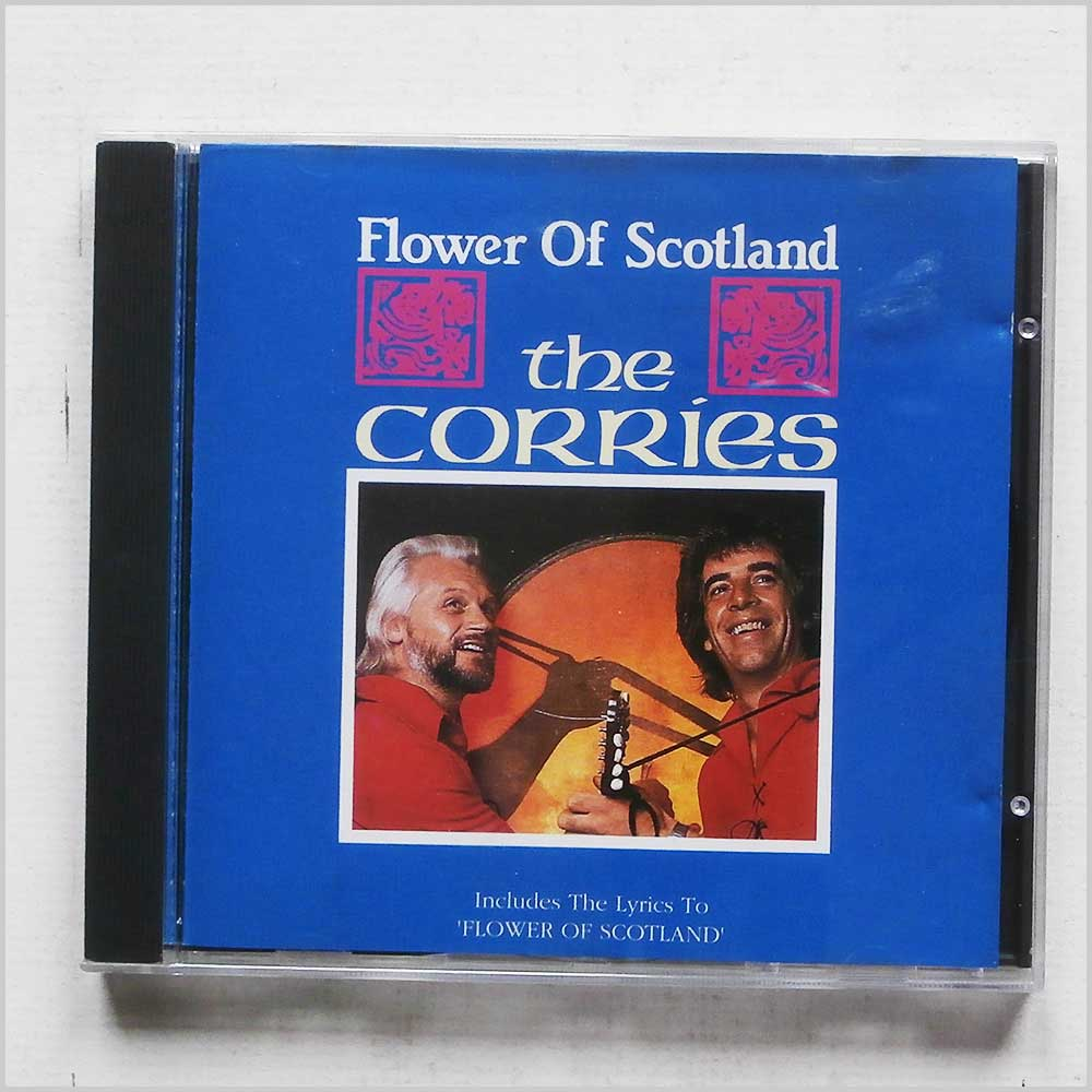 The Corries - Flower of Scotland (5022818174525)